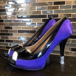 Paula Abdul Forever Hollywood Glam satin patent
